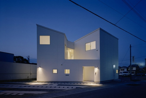 House O by Chikara Ohno