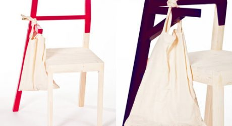 Hugo Chair by Kate Pashinova