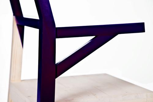 Hugo Chair by Kate Pashinova in main home furnishings  Category