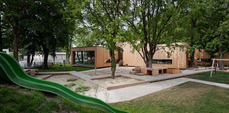 Kindergarten in Guntramsdorf by G.O.Y.A.