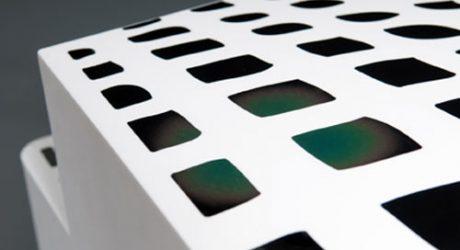 Heat-Sensitive Lexham Bedside Tables by Studio801