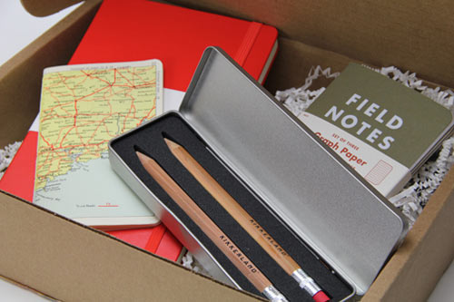 Lost Crates Stationery Subscription Service