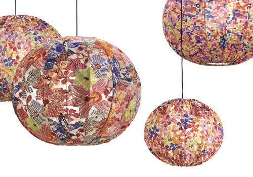 Missoni Bubble Lamp Giveaway from Lumens