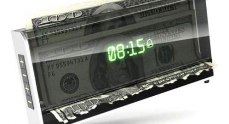 You Better Wake Up! Money-Shredding Alarm Clock