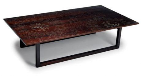 Nail Tables by Sandback