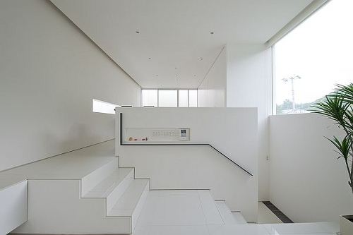 Nakanosawa House by Code Architectural Design in architecture  Category