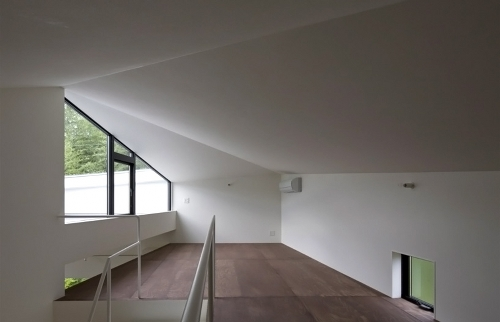 NK House by Flow in main architecture  Category