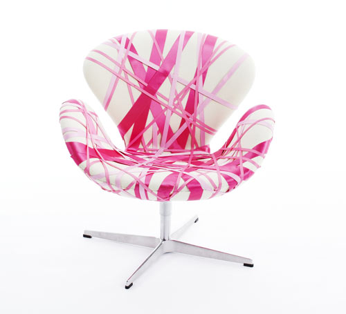 The Pink Swan Project in home furnishings  Category