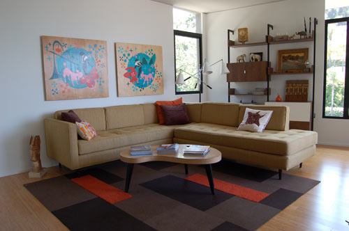 Dwell on Design Exclusive House Tour: Redcliff Residence