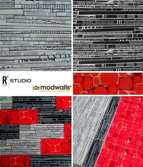 Rex Ray for Modwalls in interior design home furnishings  Category