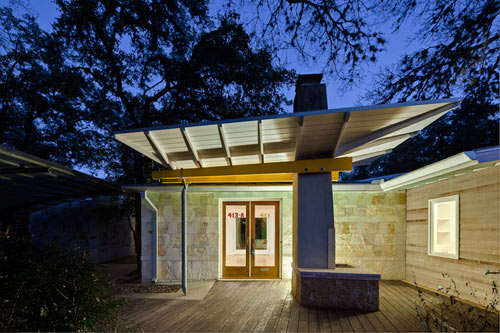 Ridgewood Residence by Cottam Hargrave in architecture  Category