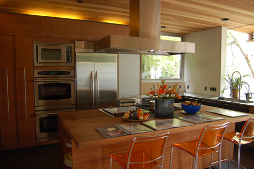 Dwell on Design Exclusive House Tour: Rose House in main interior design architecture  Category