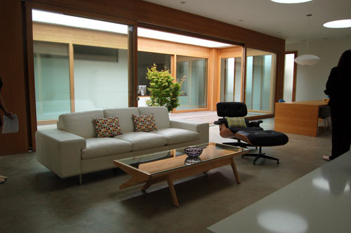 Dwell on Design Exclusive House Tour: Tatami Residence