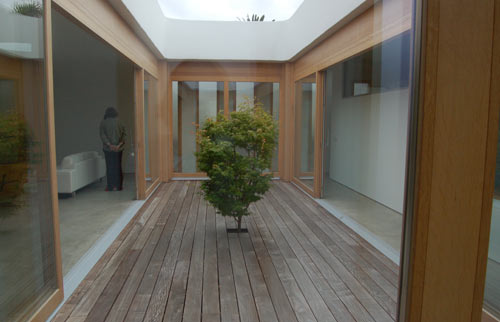 Dwell on Design Exclusive House Tour: Tatami Residence in main interior design architecture  Category