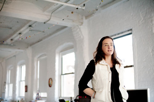 Friday Five with Tina Roth Eisenberg
