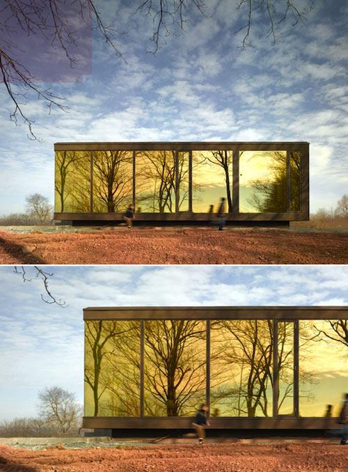 Villa Nm By Ben Van Berkel Design Milk