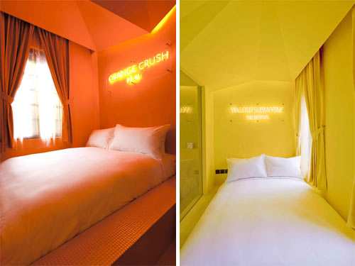 Destination Design: Wanderlust Hotel