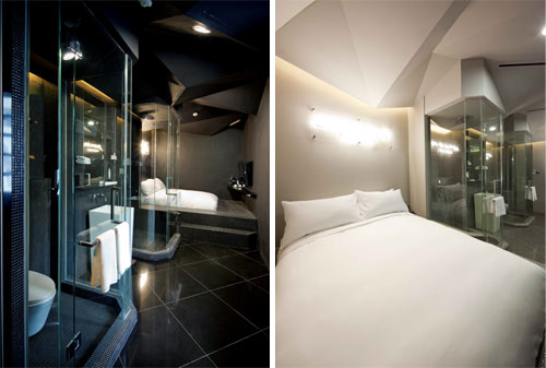 Wanderlust Hotel in main interior design architecture  Category