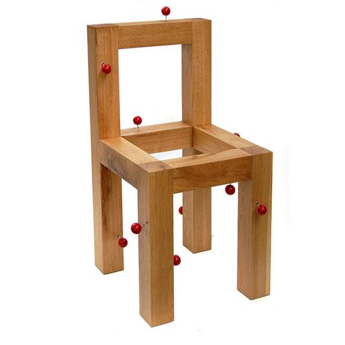 Music Box Chair by Jeroen Wesselink