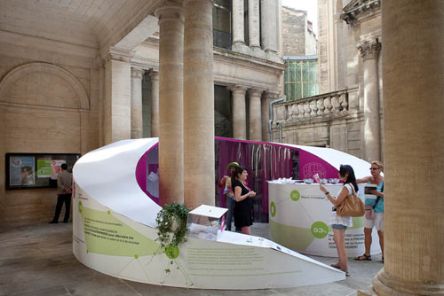 2011 Festival des Architectures Vives in news events art architecture  Category
