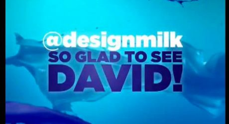 Design Milk Mentioned on TV!