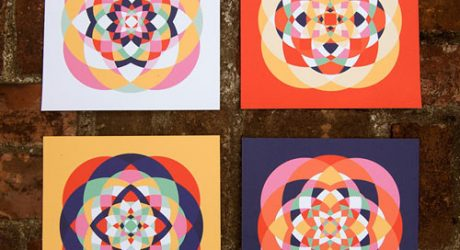 American Quilt Prints by Little Things Studio