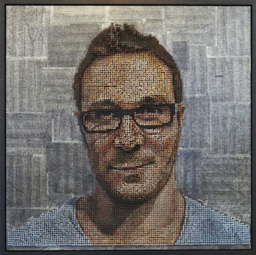 Screw Portraits by Andrew Myers