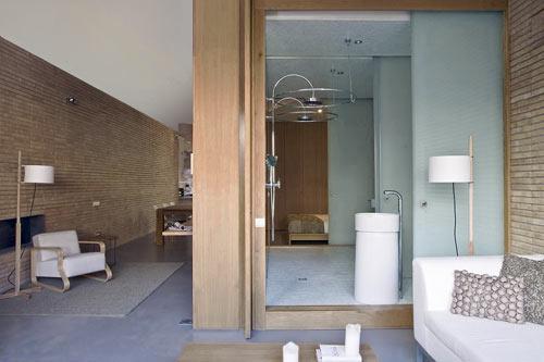 Barcelona Loft by YLAB Arquitectos