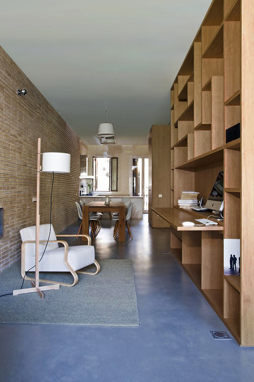 Barcelona Loft by YLAB Arquitectos in main interior design architecture  Category
