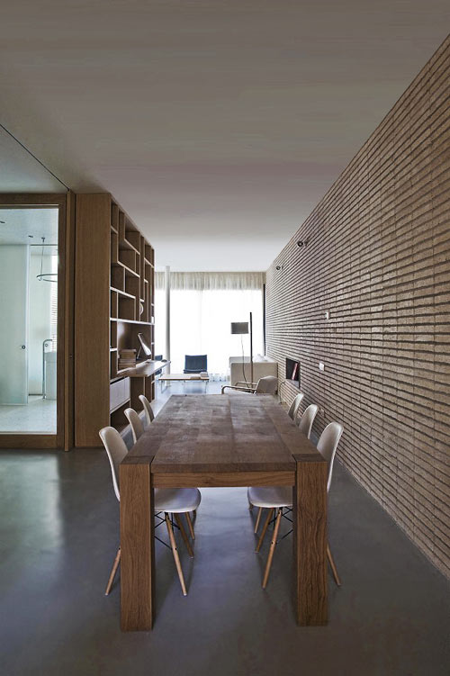 Barcelona Loft by YLAB Arquitectos