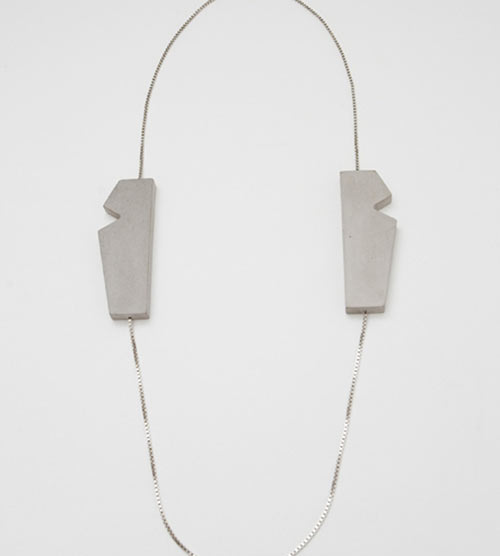 Concrete Jewelry by Bergner Schmidt in style fashion main  Category