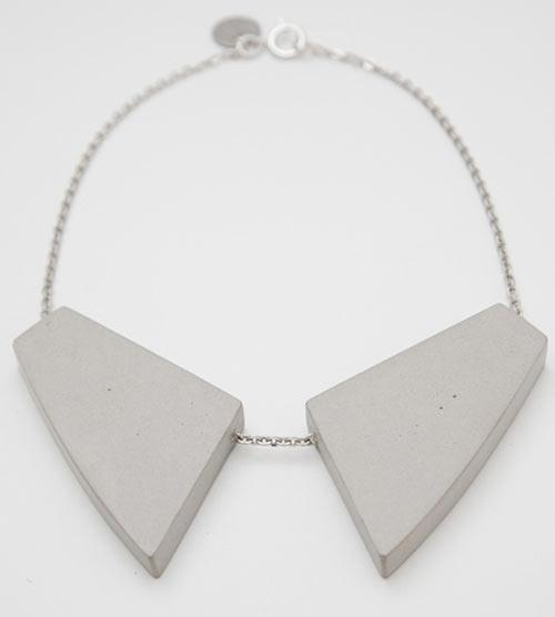 Concrete Jewelry by Bergner Schmidt