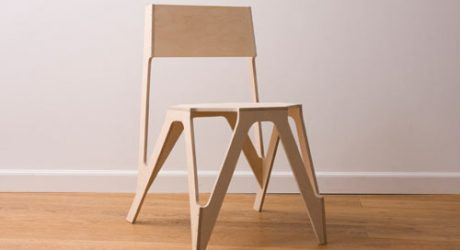 Bone Chair by JDS Architects