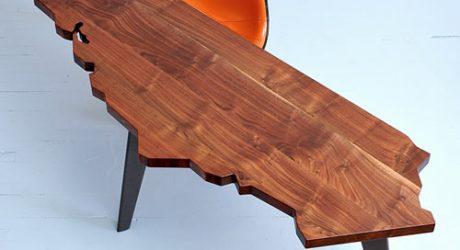 California Series by J. Rusten Furniture