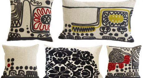 New Pillows by De La Espada