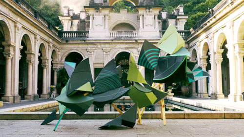 Art Installations by Clemens Behr