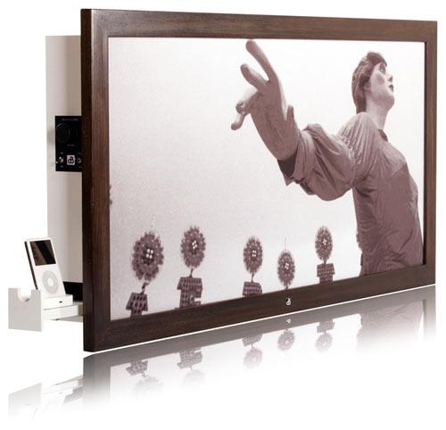 Decibel Audio Sound Frame