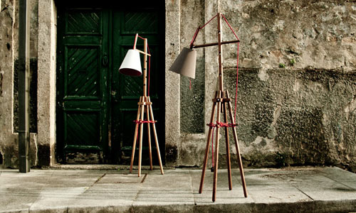 DOBA Lamp by Gud Conspiracy