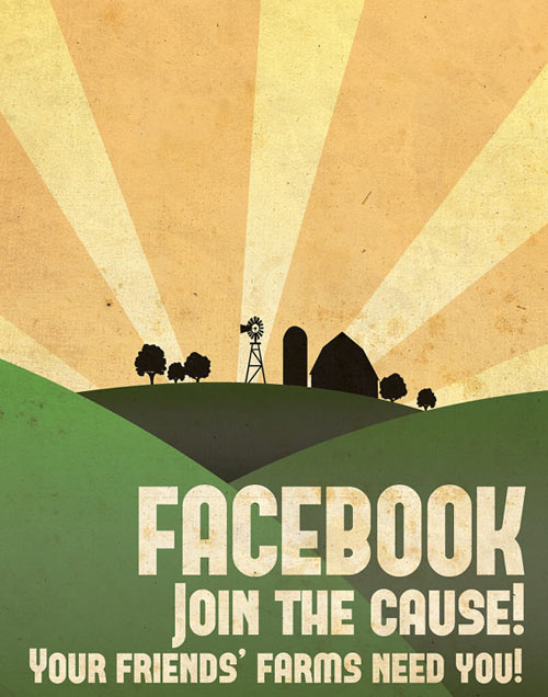 Social Media Propaganda Posters by Aaron Wood in main art  Category