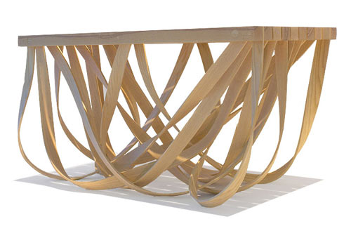 Florence Coffee Table by Yvette Cox