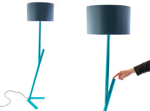 Happy Lamp by VaughShannon in home furnishings  Category