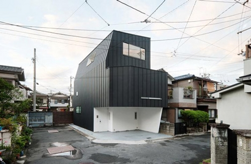 Hi House by Yosuke Ichii in main architecture  Category