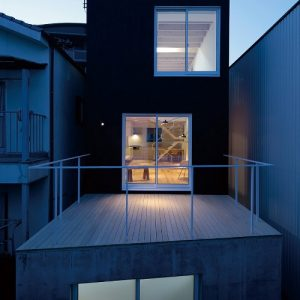 House in Hikarimachi II by rhythmdesign