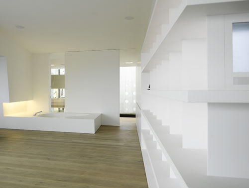 House R by Bembé Dellinger Architekten in main architecture  Category
