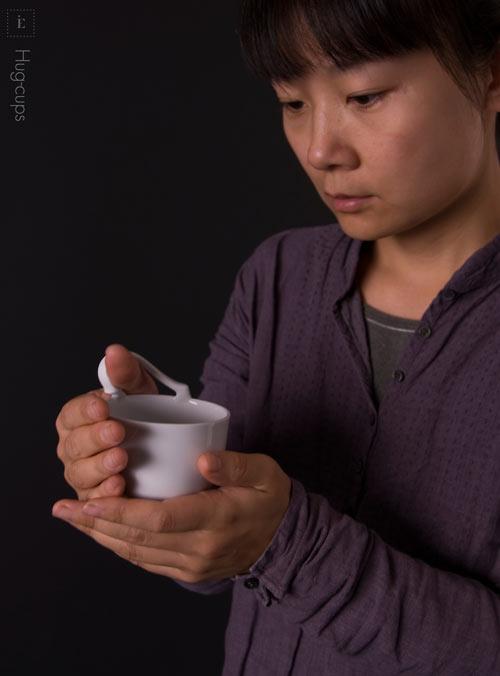 Tea and Coffee Ceramics by Eszter Imre