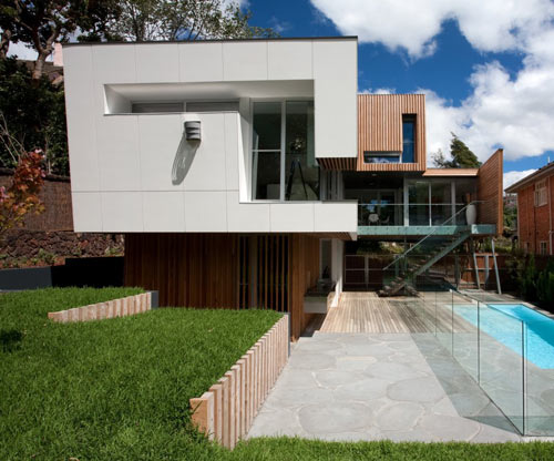 Kew House 3 by Vibe Design Group in architecture  Category