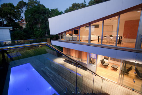 Kew House 3 by Vibe Design Group in main architecture  Category