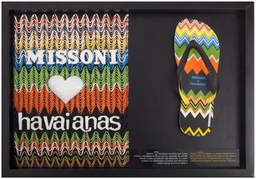 Missoni Loves Havaianas