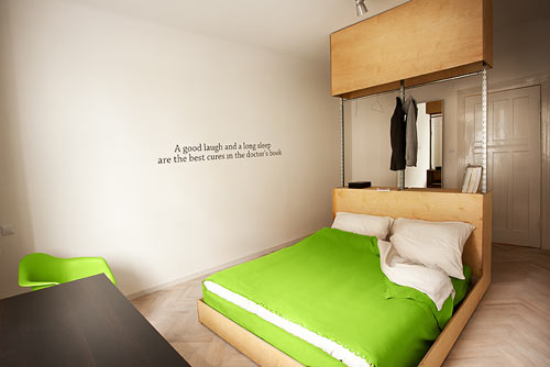 Quotel by mode:lina Architektura