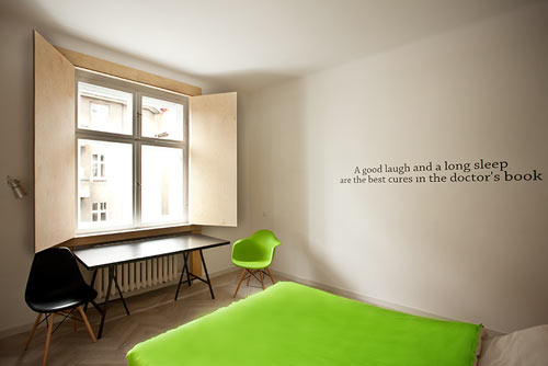 Quotel by mode:lina Architektura